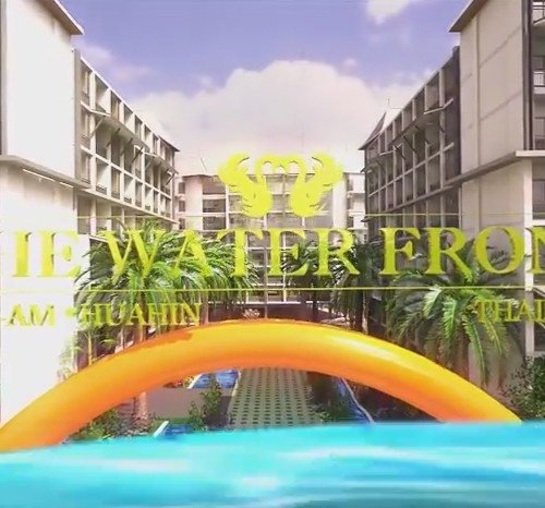 Walkthrough โครงการ The Water Front Condo