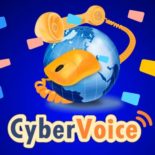 2D aniamtion โฆษณา cybervoice