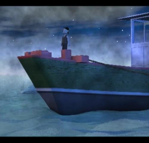Cartoon 3D animation กรมทรัพยากรทางทะเล ตอน จอมโจรเรือคราดหอย
