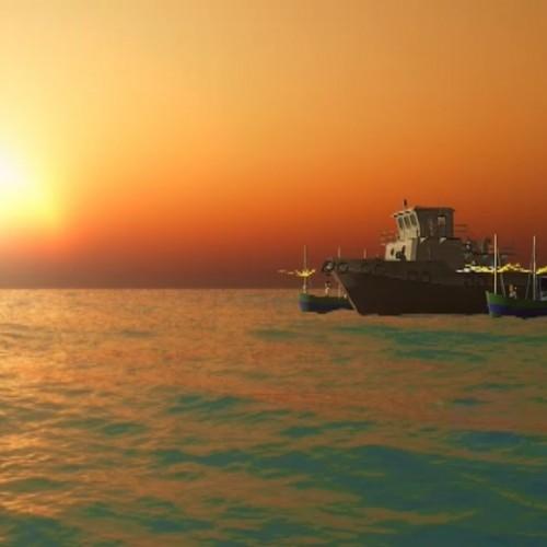 Cartoon 3D animation กรมทรัพยากรทางทะเล ตอน กัปตันเชน กับทีมล่าปลากะตัก