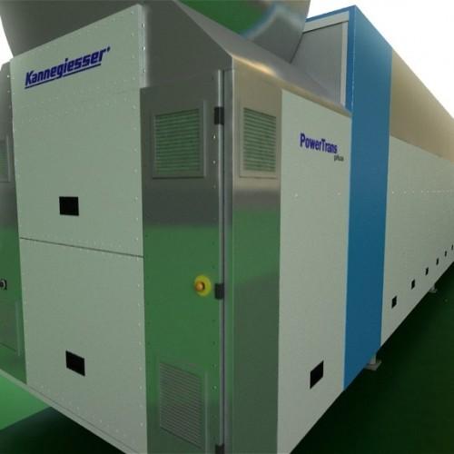 3D animation เครื่องซักผ้าอุตสาหกรรม