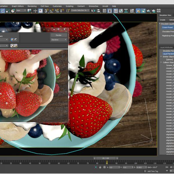 Autodesk ประกาศปล่อย 3ds Max 2018.4 และ 3ds Max Interactive 2.0 !!