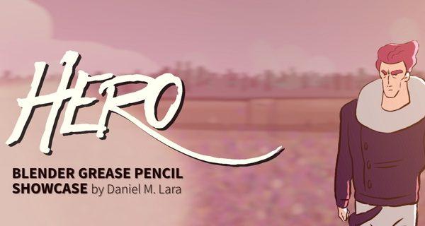 """""""See Hero"""" อนิเมชั่น 2D สไตล์ Steampunk สั้นๆ ที่ทำขึ้นใน Blender !!"""