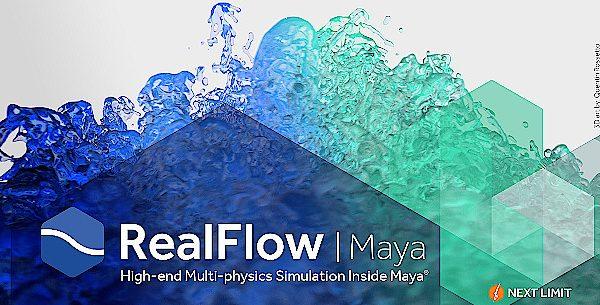RealFlow | Maya 1.0 เมื่อการทำของเหลวทำโดยตรงได้ใน Maya !!