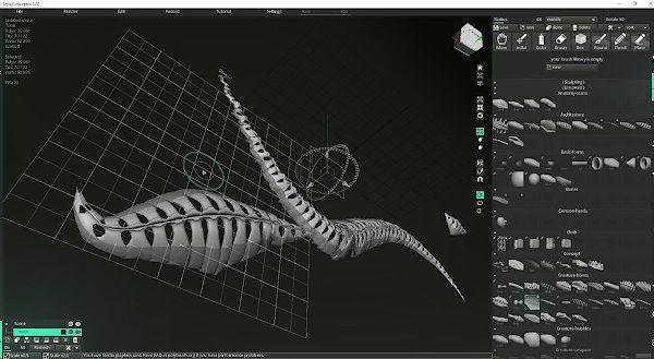 Polybrush 3 เปลี่ยนชื่อเป็น Teya Conceptor พร้อมปล่อยเวอร์ชั่น Beta ให้ใช้ฟรี !!