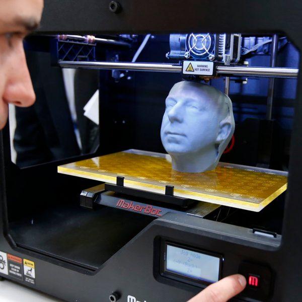 คาดการณ์ธุรกิจ 3D printing ปี 2019 !!