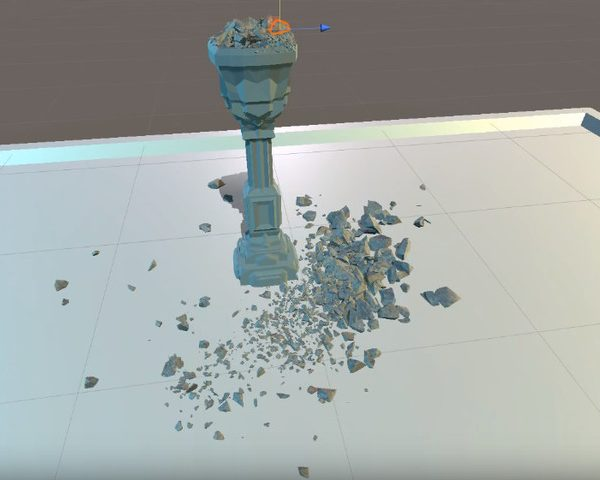 RayFire Studios ปล่อย RayFire สำหรับ Unity !!