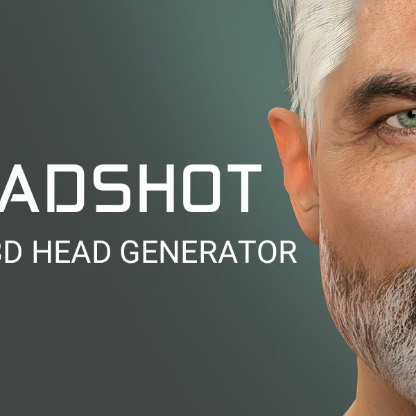 Reallusion ปล่อย Headshot 1.0 ปลั๊กอินทำหัวโมเดลโคตรสมจริง !!