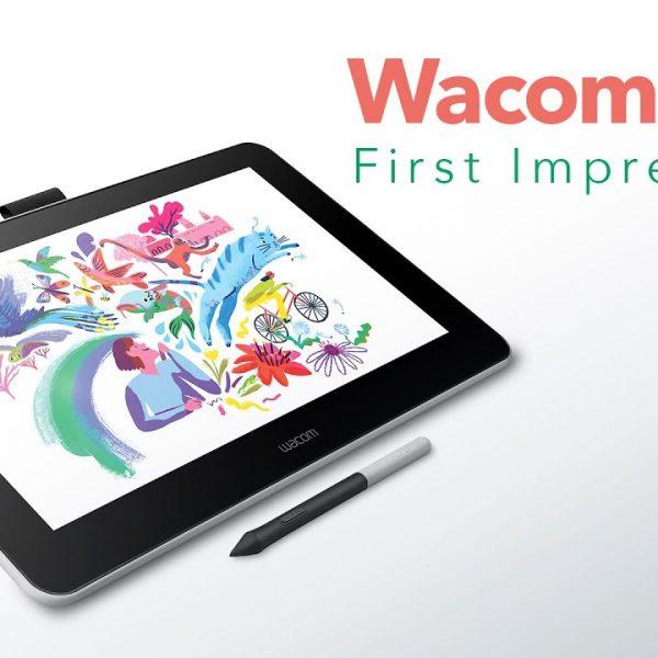 Wacom เปิดตัว Wacom One ราคา 400 เหรียญ !!